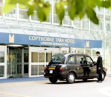 This is an Image of Copthorne Tara Hotel