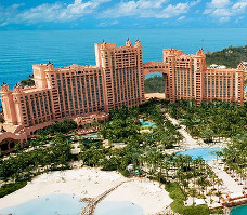 This is an image of atlantis paradise resort